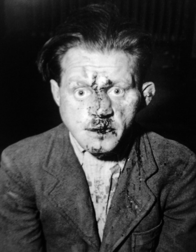lee-miller-ss-prison-guard-buchenwald-1945-this-guard-in-civilian-disguise-had-been-recognised-by-ex-prisoners-beaten-up-and-brought-back-to-the-camp-jail-733556