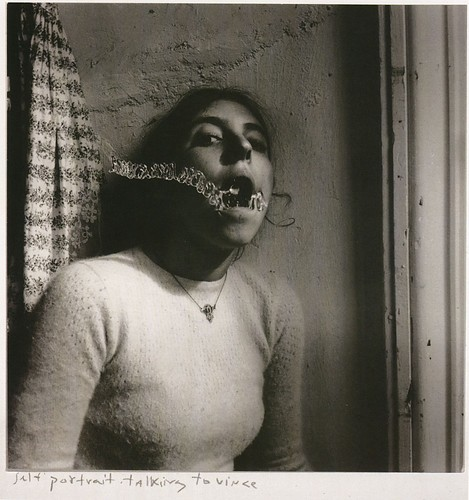 francesca woodman-self portrait