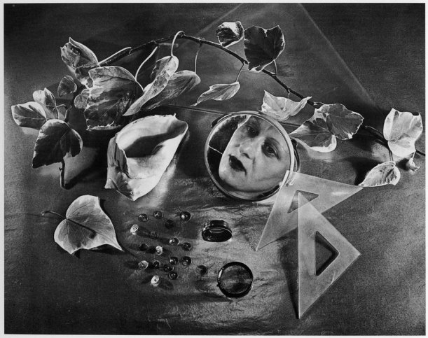 grete-stern-composition-self-portrait-1943
