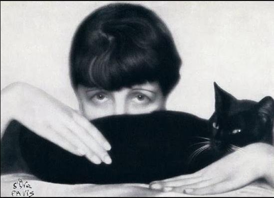 Madame d'Ora, Self-Portrait, c. 1925