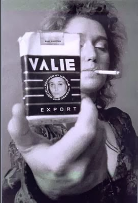 Valie Export, Self-Portrait, 1968