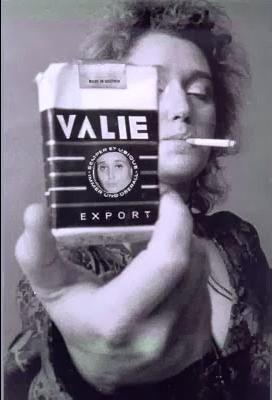 Valie Export, Self-Portrait, 1968