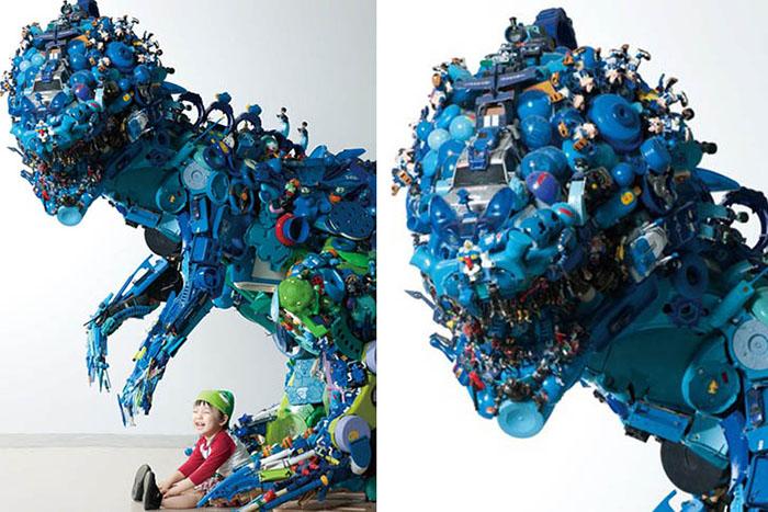 Hiroshi-Fuji-50000-Recycled-Toys-Installation-4